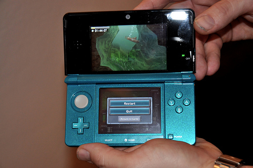 Nintendo 3DS Survey: Price Cut for Portable Gaming Device