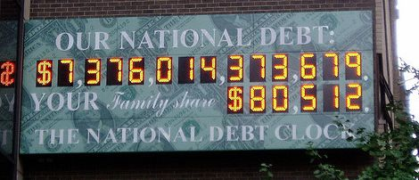 US Debt Crisis Survey Results: Many Americans Suffering Anxiety