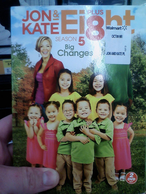 Kate Plus 8 Survey: Americans Not Upset About Cancellation