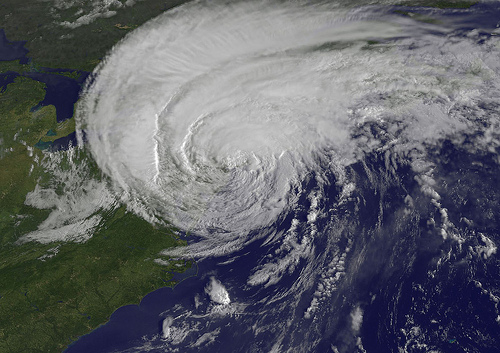 Hurricane Irene Survey: Storm Not as Bad as Expected