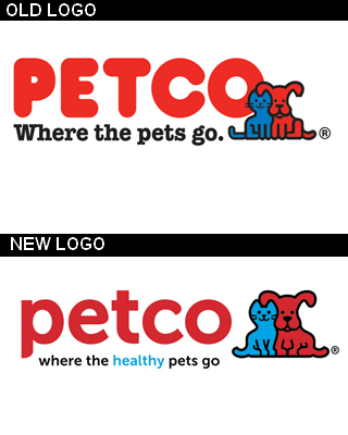 Brand Promise Refresh for Petco Brings New Logo and Tagline