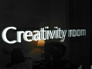 creativity room
