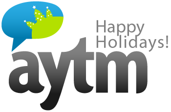 Happy Holidays! AYTM Market Research Holiday Discount