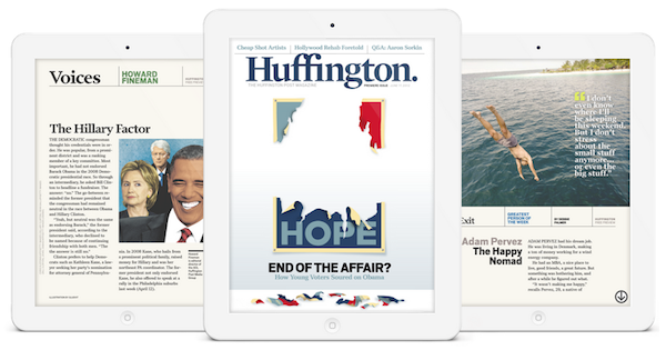Huffington Kills AOL News