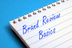 Brand Review Basics – Part 1