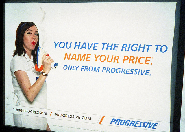 progressive you have the right ad