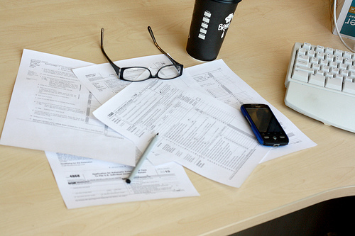 Tax Day Survey: Most Filed Well Ahead of Deadline
