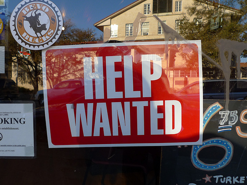 Job Growth Survey: Some Job Seekers Noticing Increased Opportunities