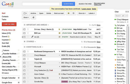 Gmail Survey: Email Platform Continuing to Gain Popularity