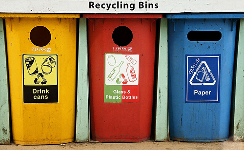 Recycling Survey: More Than Half Recycle Often