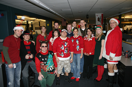 Ugly Sweaters Survey: Most Sweaters Go Through Multiple Owners