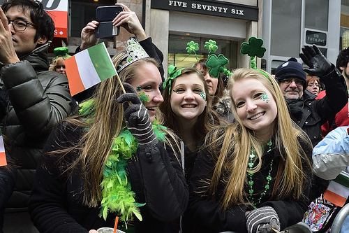 St. Patrick's Day Survey: About Half Plan to Wear Green Today