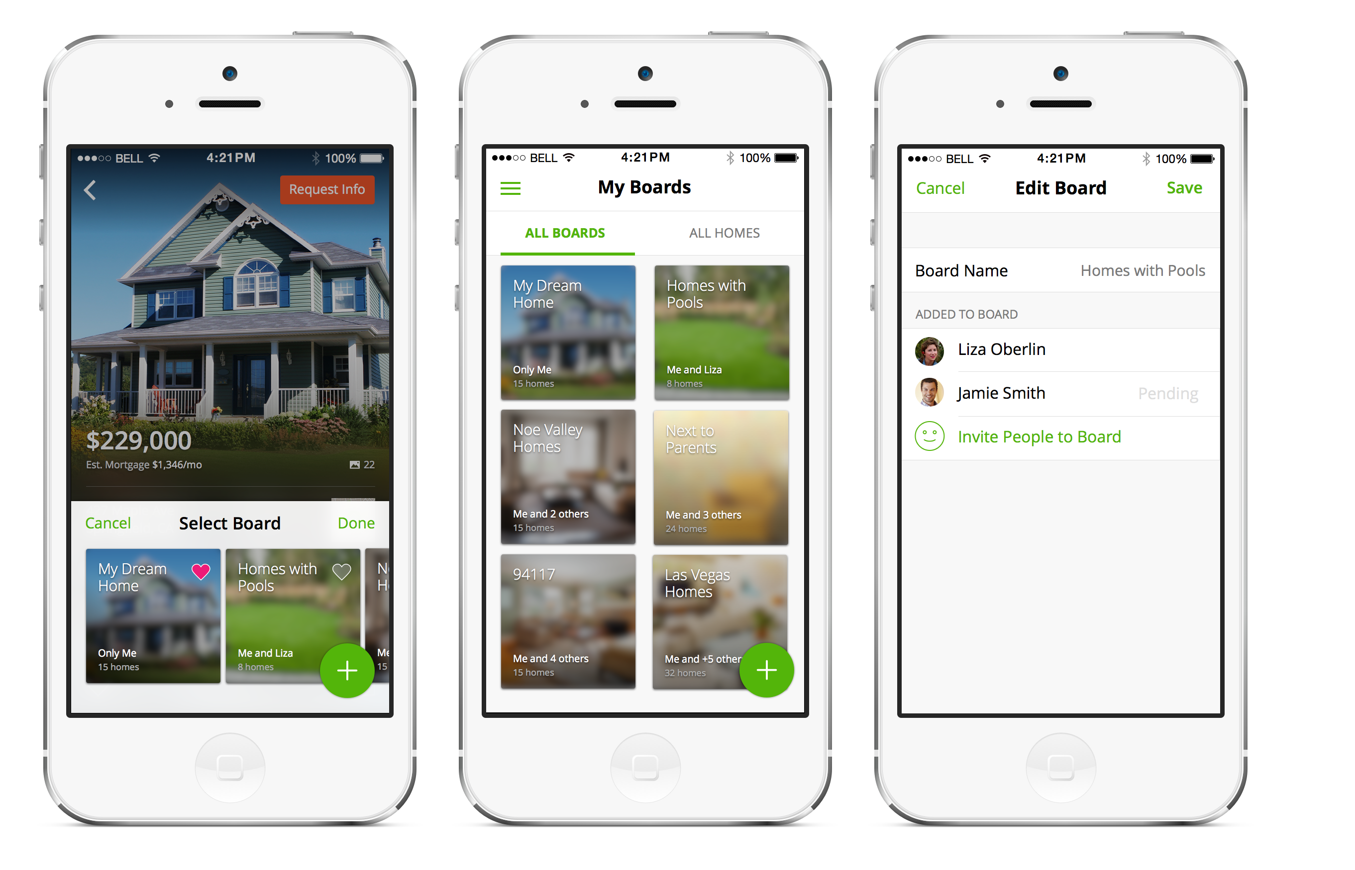 The Pinterest of Home Searching