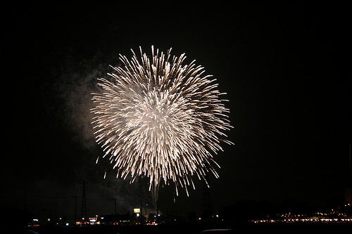 Fireworks Survey: Nearly Half Have Put on Displays at Home