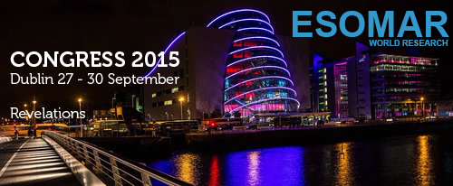 Highlights from the 2015 ESOMAR Congress Day 2