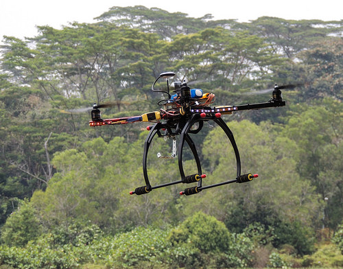 Commercial Drones Survey: Privacy Concerns Impact Opinions