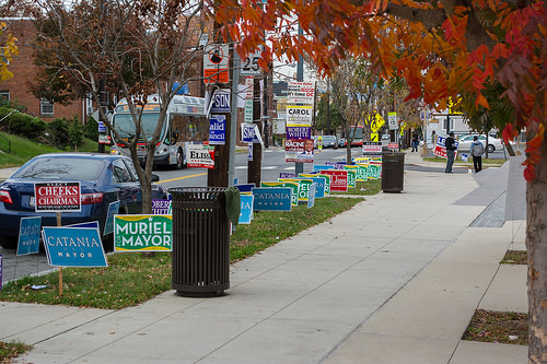 Election Day Survey: Local Elections Receive Smaller Turnout