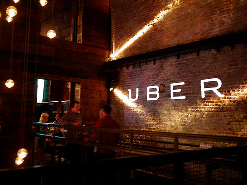 Uber Logo Survey: New Branding Shouldn't Deter Customers