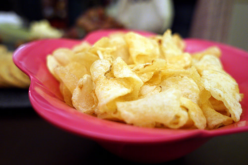 Potato Chips Survey: Lay's Named Most Popular Brand