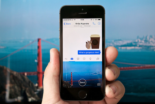Facebook Messenger Survey: Consumers Interested in Receiving Discounts