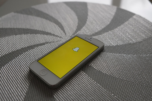Snapchat Survey: More Than Half of Users Follow Brands