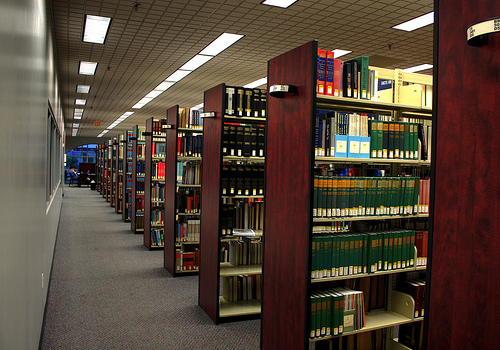 Library Week Survey: California, Florida Lead in Library Use