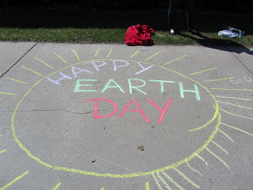 Earth Day Survey: Customers More Likely to Support Green Brands