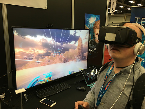 Virtual Reality Gaming Survey: Gamers Likely to Be Interested in VR