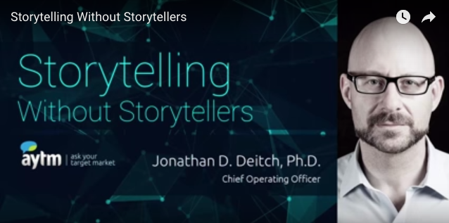 Storytelling Without Storytellers