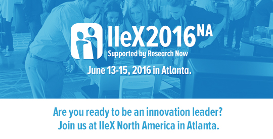 IIeX NA 2016: The evolution of research