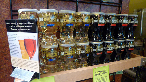 Single Serve Wine Survey: Consumers Not Concerned About Packaging