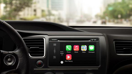 Vehicle Entertainment Survey: Drivers More Likely to Use Built-In Options