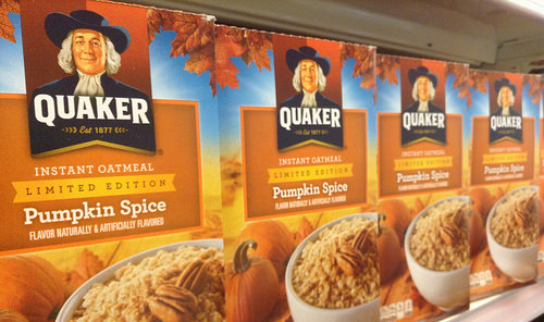 "Campaign of the Week: Quaker ""Oatober"" Highlights Fall Flavors"