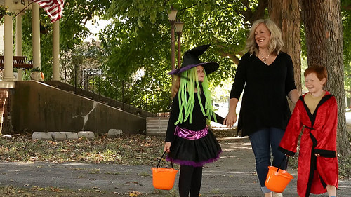 Halloween Safety Survey: Few Likely to Make Related Purchases