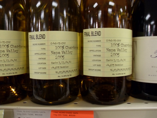 Wine Blends Survey: Few Likely to Try New Wines This Year