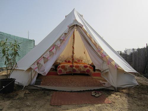 Glamping Survey: Travel Niche Likely to Continue Growing