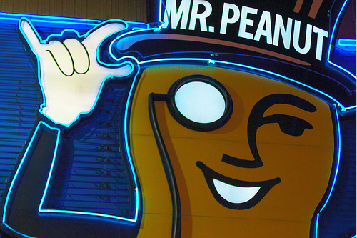 planters mr peanut