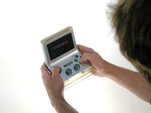 smart game console