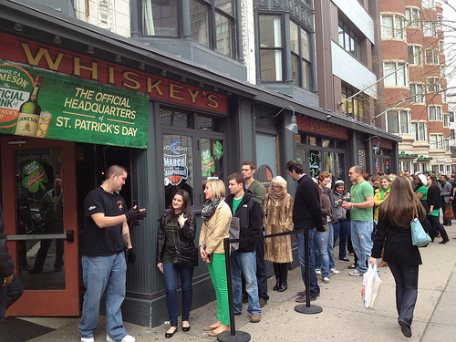 St. Patrick's Day Dining Survey: Local Bars Likely to Be Most Popular