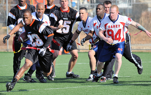 Flag Football Survey: Few Have Heard About New League