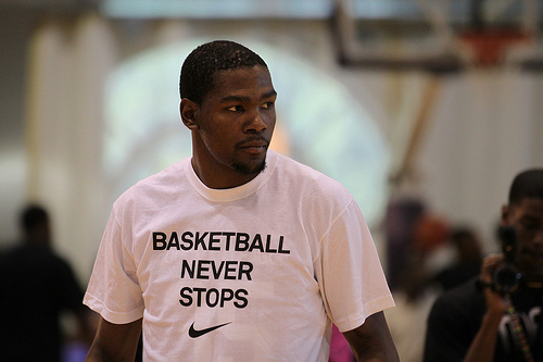 Ad Campaign of the Week: Nike Kevin Durant Ad Airs After NBA Finals