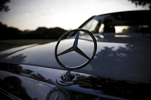 Ad Campaign of the Week: Mercedes-Benz Grow Up Campaign Appeals to Luxury Consumers
