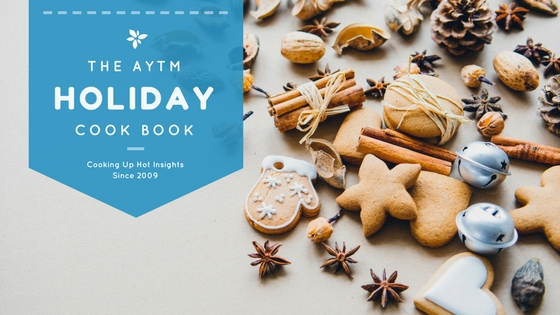 The AYTM Holiday Cookbook