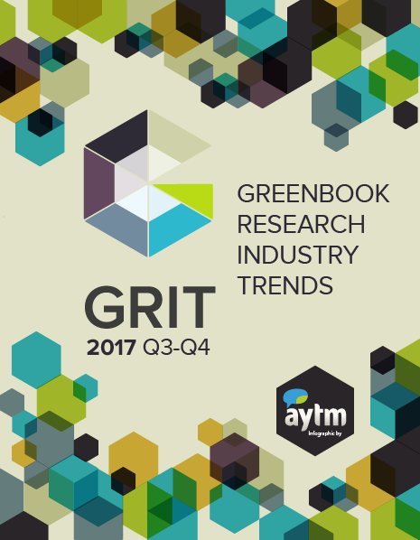 GRIT Report Deep Dive: Researchers, Emerging Methods, Data Collection and More