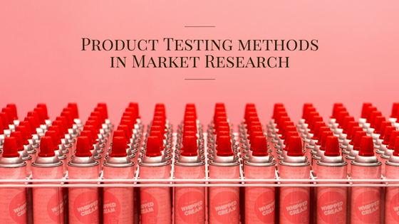Product Testing Methods in Market Research