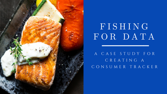 Fishing for Data – A Case Study for Creating a Consumer Tracker