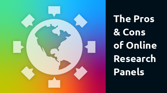 Understanding the Pros & Cons of Online Research Panels