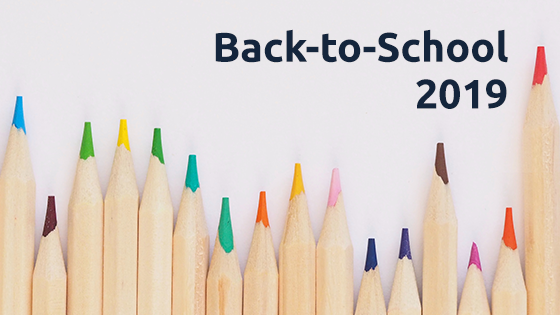 Back-to-School 2019 — Brick & Mortar Stores and TV Ads Are at the Head of the Class