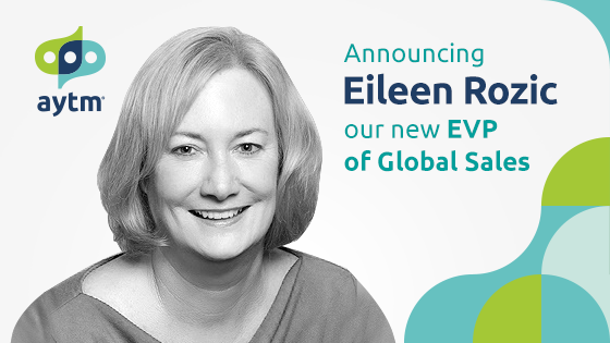 Eileen Rozic Joins Aytm to Accelerate Global Growth