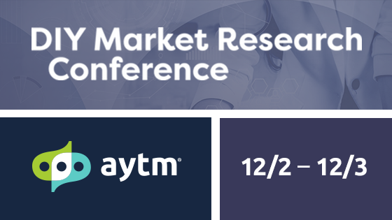 DIY Market Research Conference 2019